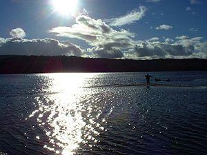Killanena - Lough Graney from Black Island