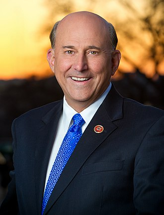 United States congressional delegations from Texas - Image: Louie Gohmert official congressional photo