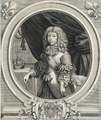 Louis, Grand Dauphin, son of Louis XIV and Marie Thérèse of Austria, Infanta of Spain by Larmessin.png