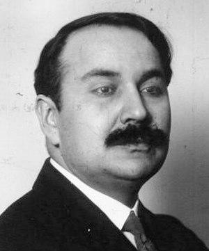 Louis Payen - Louis Payen in 1913