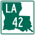 Louisiana 42.svg