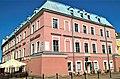 Lublin, Bernardyńska 3; Pałac Parysów od S - W.jpg