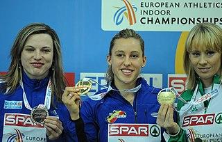 Lucie Škrobáková Czech athlete (born 1982)