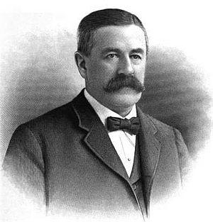 Lucius E. Johnson - Portrait of Lucius E. Johnson