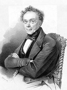 Ludwig Wilhelm Maurer (Source: Wikimedia)