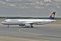 D-AIDQ - A321 - Lufthansa