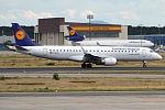 Lufthansa CityLine, D-AECH, Embraer ERJ-190LR (20353470765).jpg