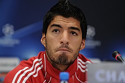 LuisSuarez CL interview.JPG