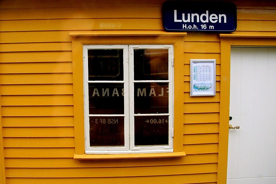 Lunden Station