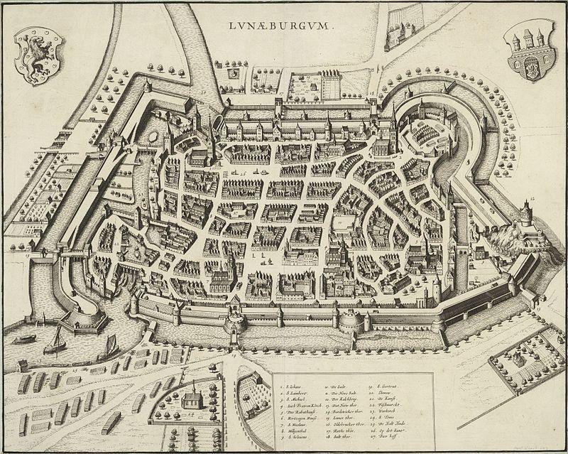 Lvnaeburgvm um 1682.jpg
