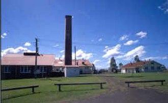 Lytton Quarantine Station - Lytton Quarantine Station