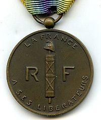 Médaille de la France libérée revers.jpg