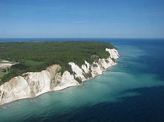 Møns Klint geographical object