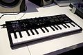 M-Audio Axiom AIR Mini 32 - angled left 2 - 2014 NAMM Show (by Matt Vanacoro).jpg