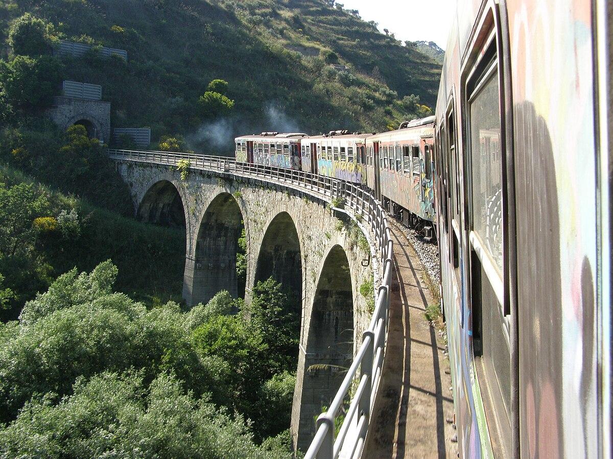 ferrovia calabria - photo#27