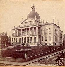 Massachusetts State House Wikipedia