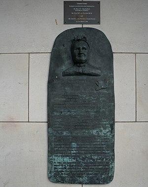 Margaret Anna Cusack - Memorial to Margret