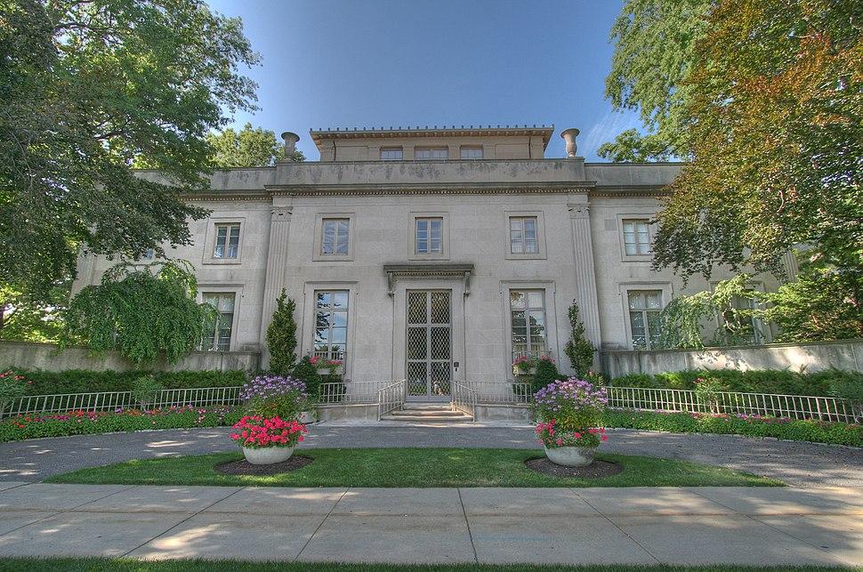 MIT's Gray House
