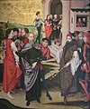 Maître de la légende saint Jacques - Arrestation de Saint Jacques le Majeur.JPG