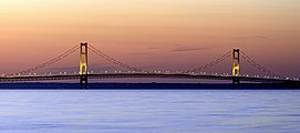 Mackinac Bridge Sunset.jpg