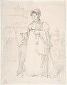 Madame Guillaume Guillon Lethière, née Marie-Joseph-Honorée Vanzenne, and her son Lucien Lethière MET DP806771.jpg