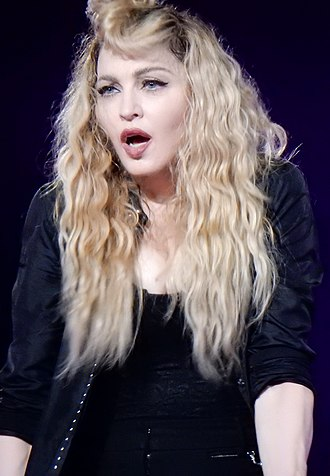 Madonna albums discography - Madonna performing songs from her second studio album, Like a Virgin, on the Rebel Heart Tour (2015–2016). Like a Virgin became her first number one album on the Billboard 200.