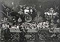 Maestro della natura morta di Hartford - Natura morta con frutta, carciofi, vaso di fiori, cesto e alzata, F. Mont.jpg