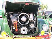 Magirus S 6500 Motor