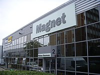 Magnet Kitchen Flooring