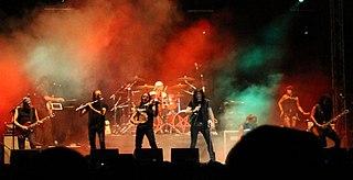 Mägo de Oz Spanish folk/heavy metal band