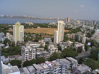 Mahim Neighbourhood in Mumbai City, Maharashtra, India