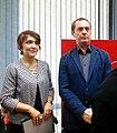 Maidan's Art project opening by Moussienko and Sidorenko 2014-09-23.jpg