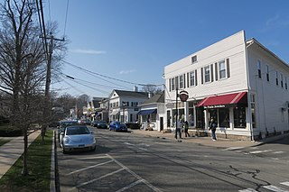 Essex Village, Connecticut village and CDP in Essex, Connecticut