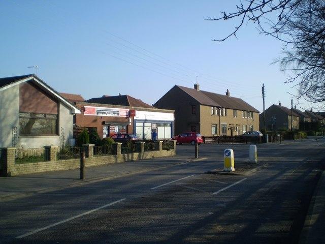 Main Street Skinflats - geograph.org.uk - 697095