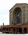 Main entrance - Basílica de Aparecida - Aparecida 2014.jpg