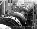 Main turbine room of powerhouse during construction, September 16, 1925 (SPWS 326).jpg