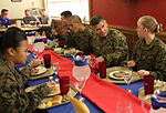 Maj. Gen. Ayala has a Sit-Down Luncheon with MCAS Yuma Marines 150127-M-HL954-420.jpg