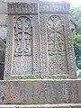 Makravank Monastery (khachkar) (152).jpg