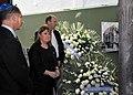 Malcorra en el acto por el 25 aniversario del atentado a la embajada de Israel.jpg