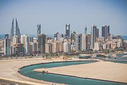 Manama Skyline, 2014