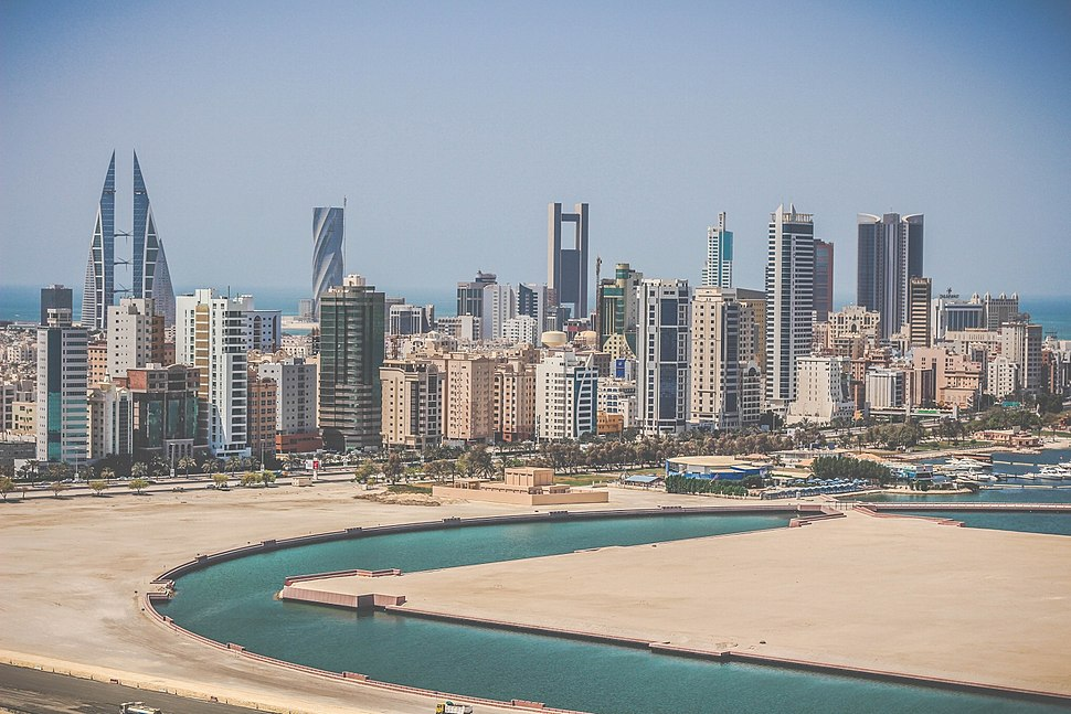 Manama, Bahrain Decembre 2014