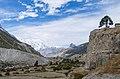 Manang valley - Annapurna Circuit, Nepal - panoramio.jpg