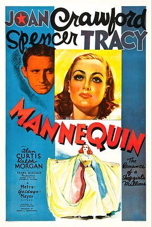Mannequin (1937 film) - Original Film Poster