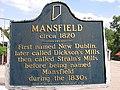 Mansfield circa 1820 historical marker.jpg