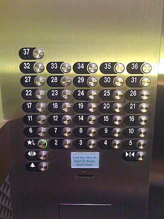 13 (number) - Image: Many buttons (4187599550)