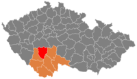 Map CZ - district Pisek.PNG
