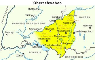 allgäu deutschland landkarte Allgäu – Wikipedia