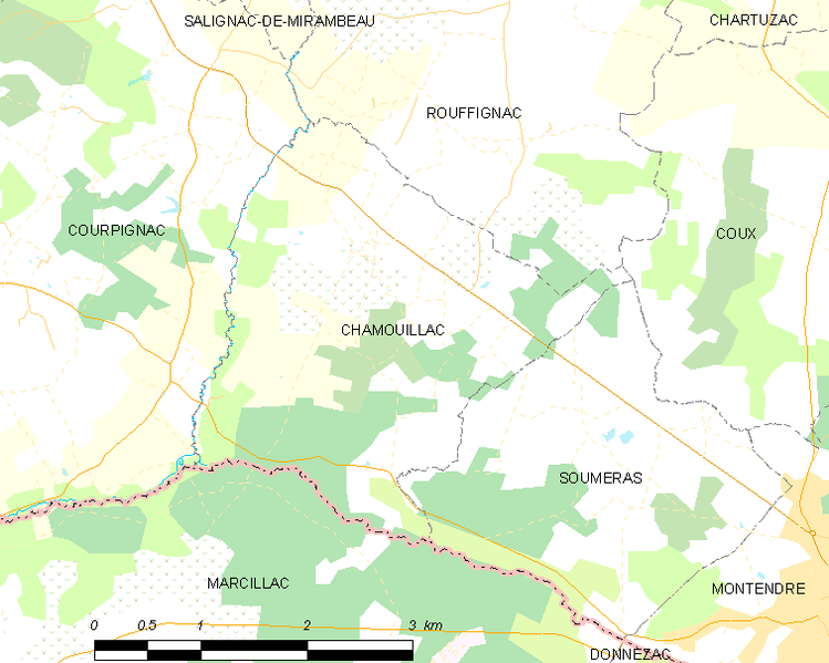 Fitxer:Map commune FR insee code 17081.png