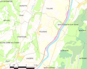 Map commune FR insee code 38310.png
