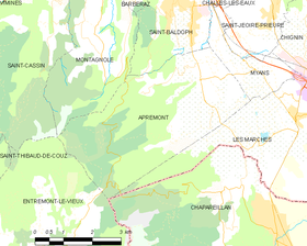 Map commune FR insee code 73017.png